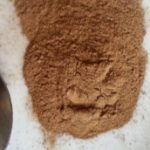 Brown powder heroin