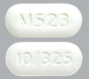 oxycodone addiction pill