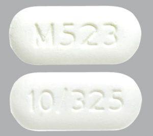 oxycodone addiction pill