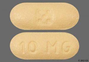 Generic sleeping pill 10 mg