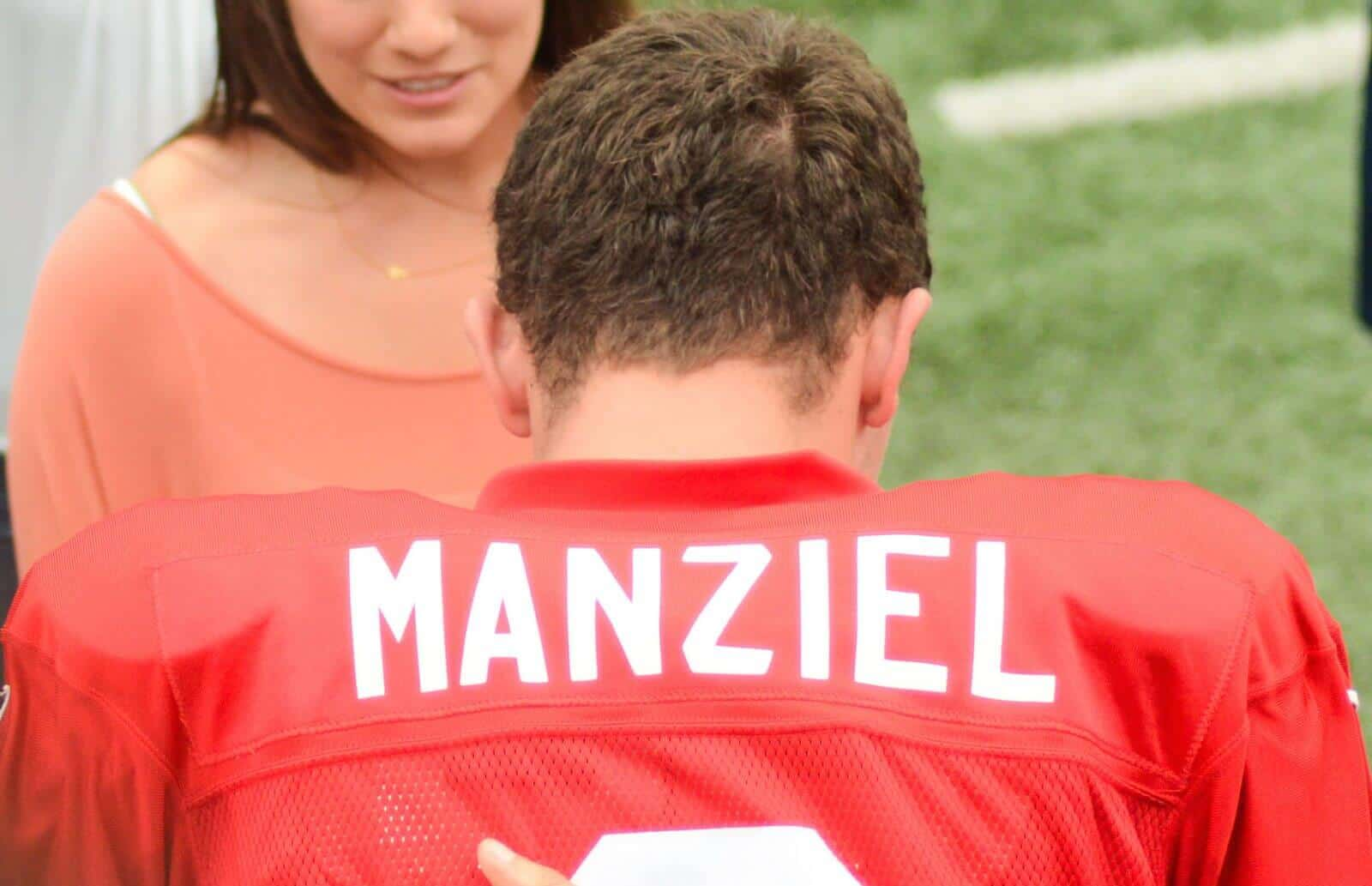 Thumnail photo of Johnny Manziel Checks into Rehab, Ending Season of League-Wide Suspensions