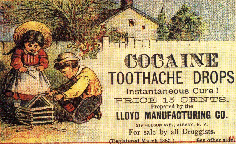 Thumnail photo of #TBT: A Brief History of Cocaine
