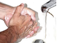 OCD handwashing