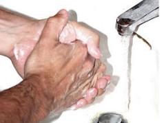 OCD handwashing