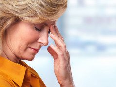 Headaches are common during Klonopin withdrawal.