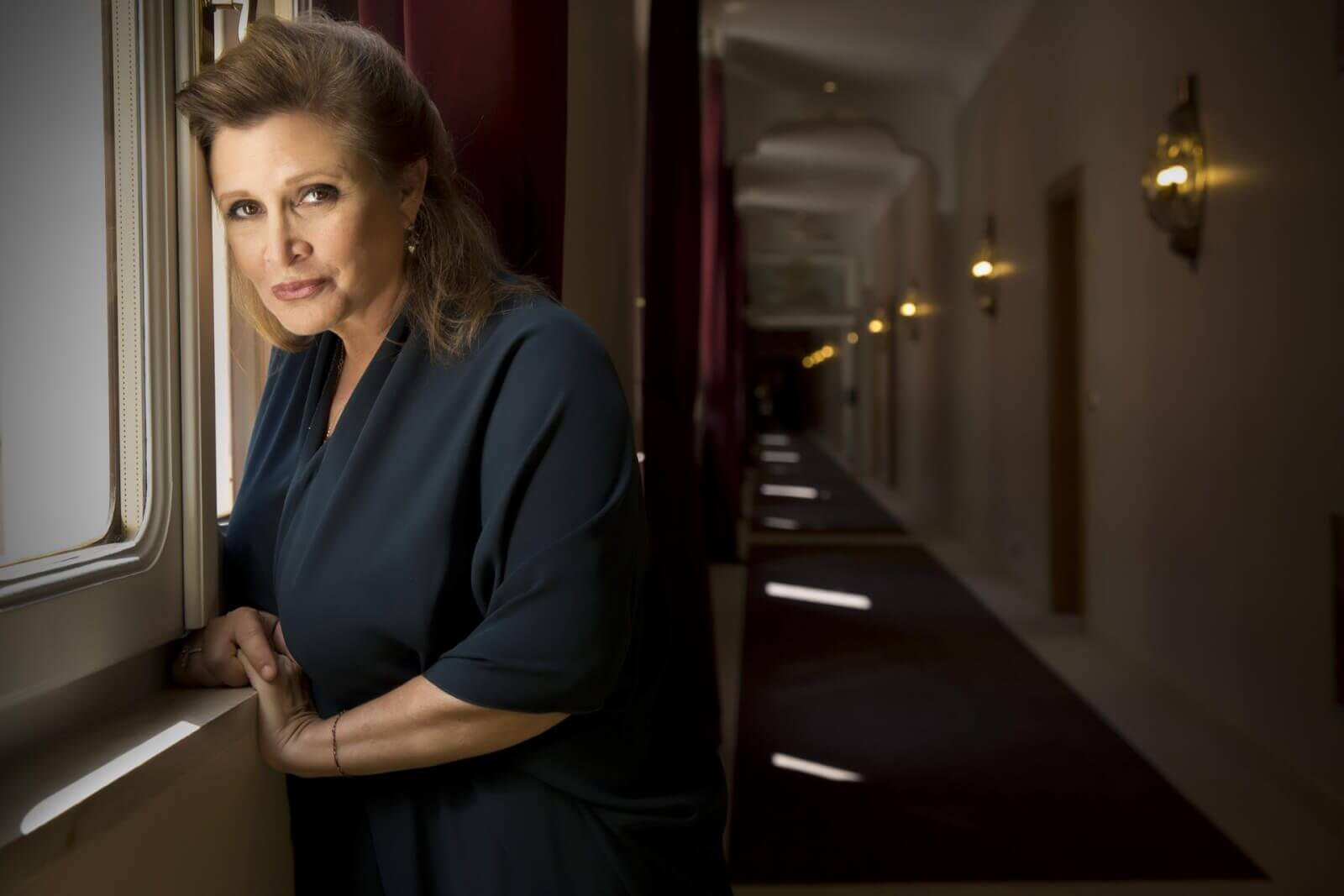 Thumnail photo of Remembering Carrie Fisher: A Rebel Against the Stigma of Mental Health and Addiction