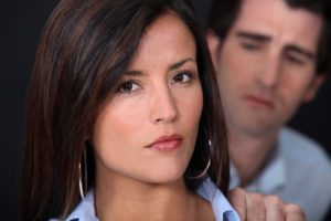 Woman Wondering if She's an Enabler