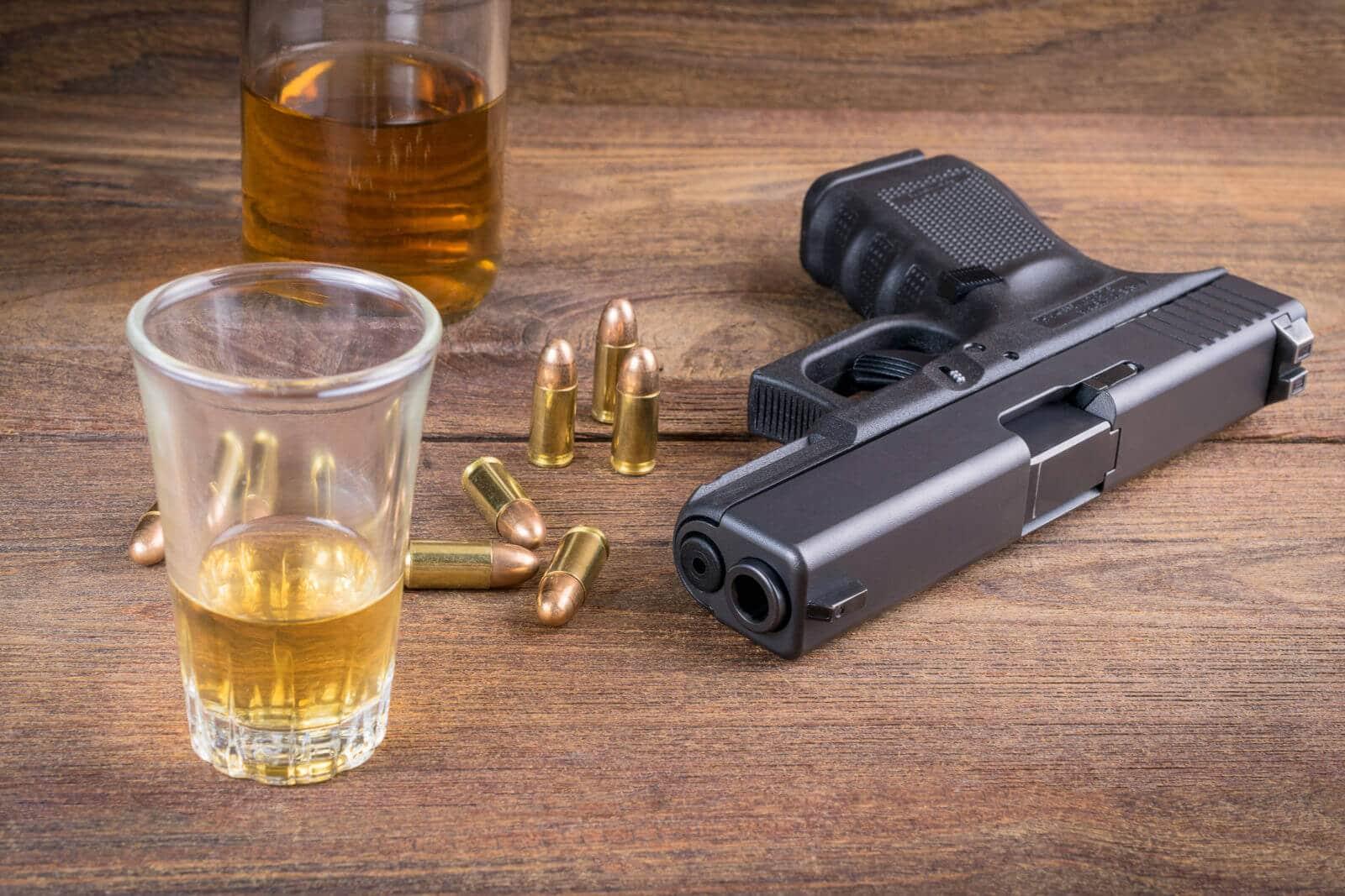 Alcohol-Related Crime - Addiction Center