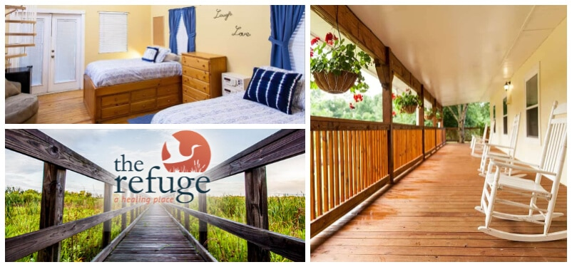 Thumbnail of The Refuge, A Healing Place