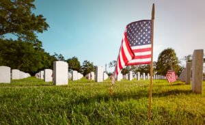 Memorial Day Is A Great Opportunity To Help Out Veterans Struggling With Substance Abuse Issues