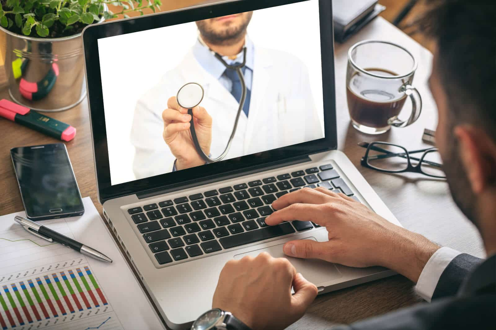 Thumnail photo of Telemedicine and Addiction Treatment