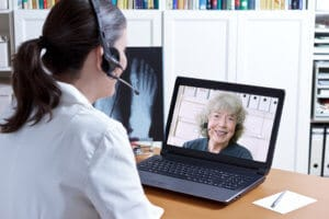 Modern-Day Telehealth Is Often Practiced Over The Computer