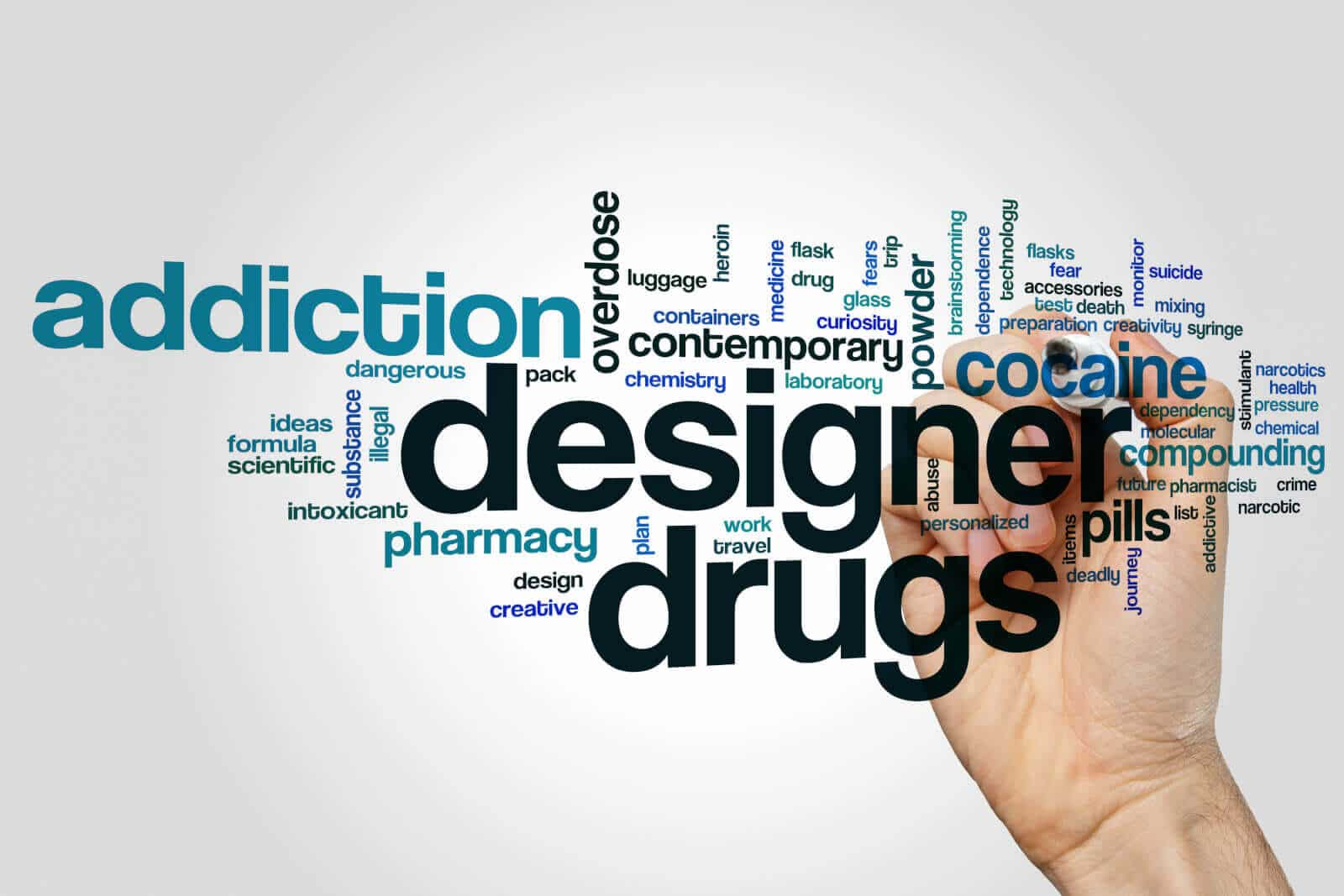 Thumnail photo of What Are Designer Drugs?