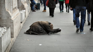 Homelessness And Addiction Are Closely Related And Mutually Causative