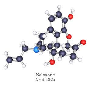 The Chemical Structure Of Naloxone (Narcan) Enables It To Combat Opioid Overdose