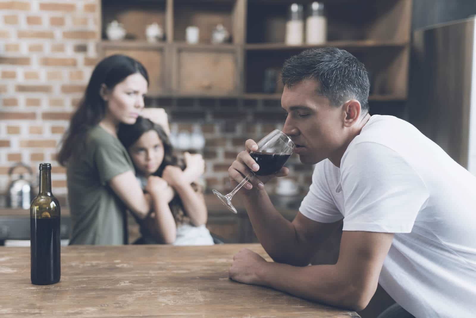 the impact of alcoholism on families