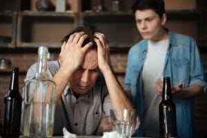 One of the Most Common Ways Addiction Affects The Family Is By Creating Emotional Discord