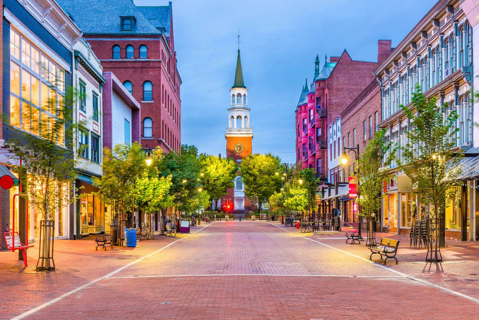Find Drug and Alcohol Rehab In Burlington, Vermont