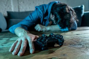 Video Game Addiction Can Be Extremely Debilitating