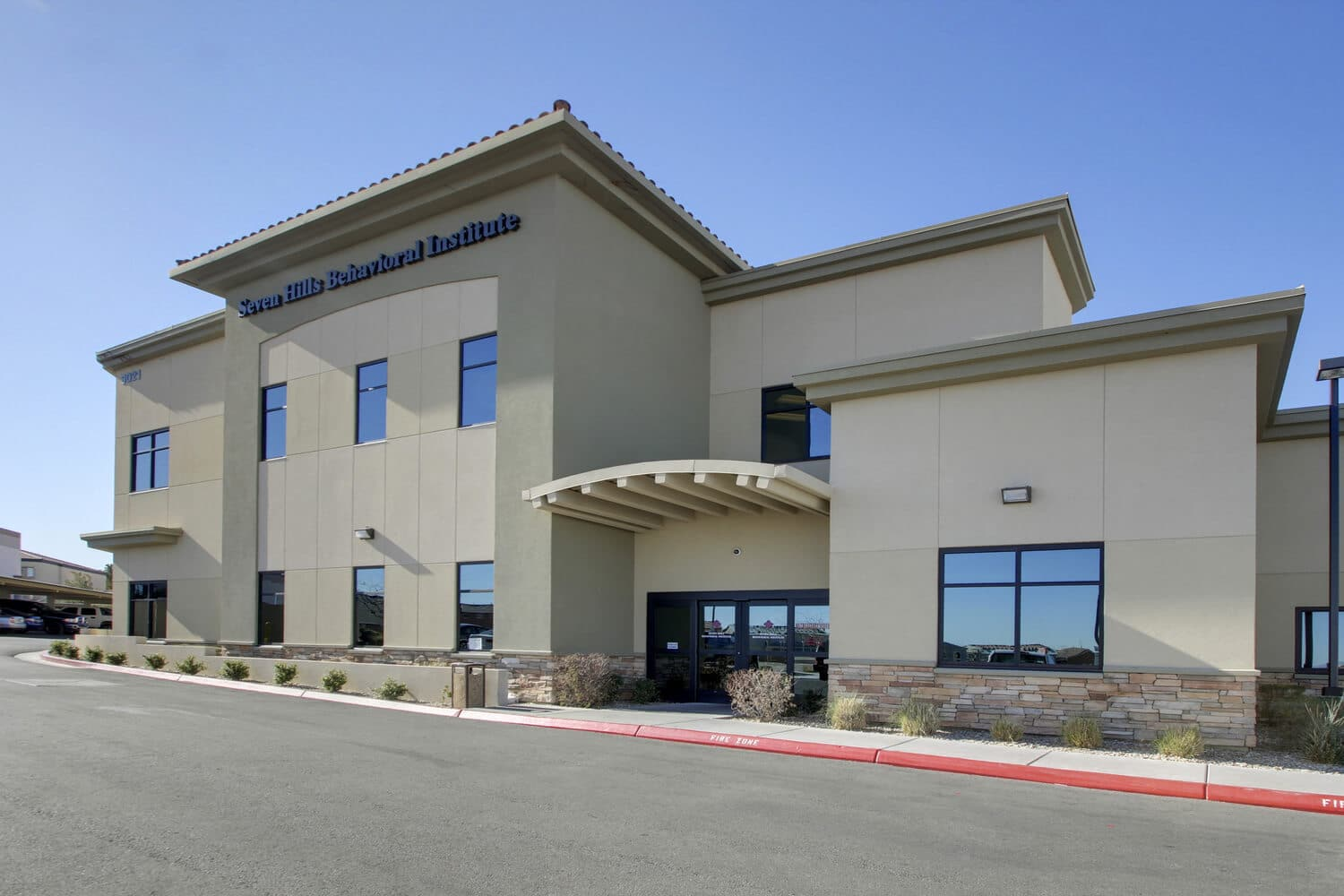 Seven Hills Behavioral Health Hospital
