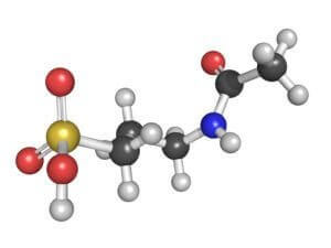 The Chemical Compound Of Acamprosate