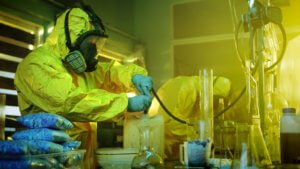 Meth Labs Are Full Of Highly Toxic Chemicals