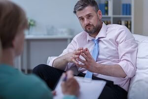 Psychodynamic therapy can help an individual battling addiction identify their underlying cause for using.