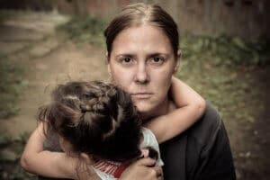 Homelessness And Addiction Are Especially Damaging To Women And Children