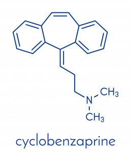 The Chemical Formula Of Flexeril (Cyclobenzadrine) Is Responsible For It's Addictive Properties