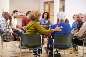 Group Therapy Is An Important Part Of Hydrocodone Treatment And Rehab