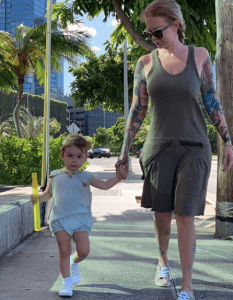 Jenna Jameson may be best-known for her work in the adult film industry and the New York Times best-selling book that followed, but today the 45-year-old mother-of-three just wants to focus on staying healthy – for herself and for her family.