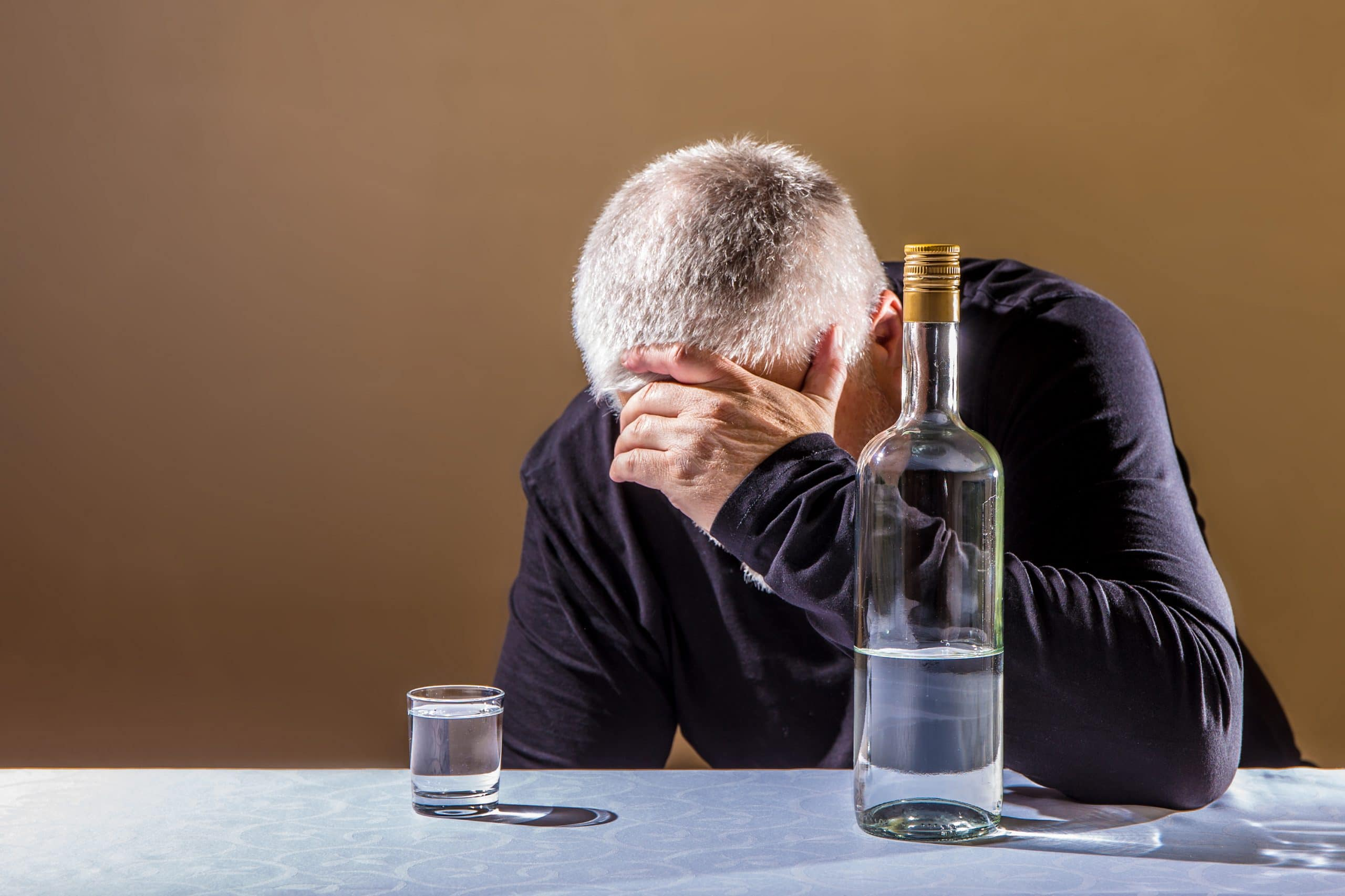Thumnail photo of 1 in 10 Older Americans Indulge in Binge Drinking According To Study