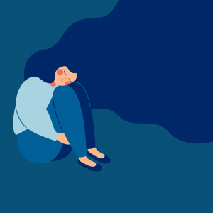 Anxiety and depression are a common symptom of Xanax withdrawal.