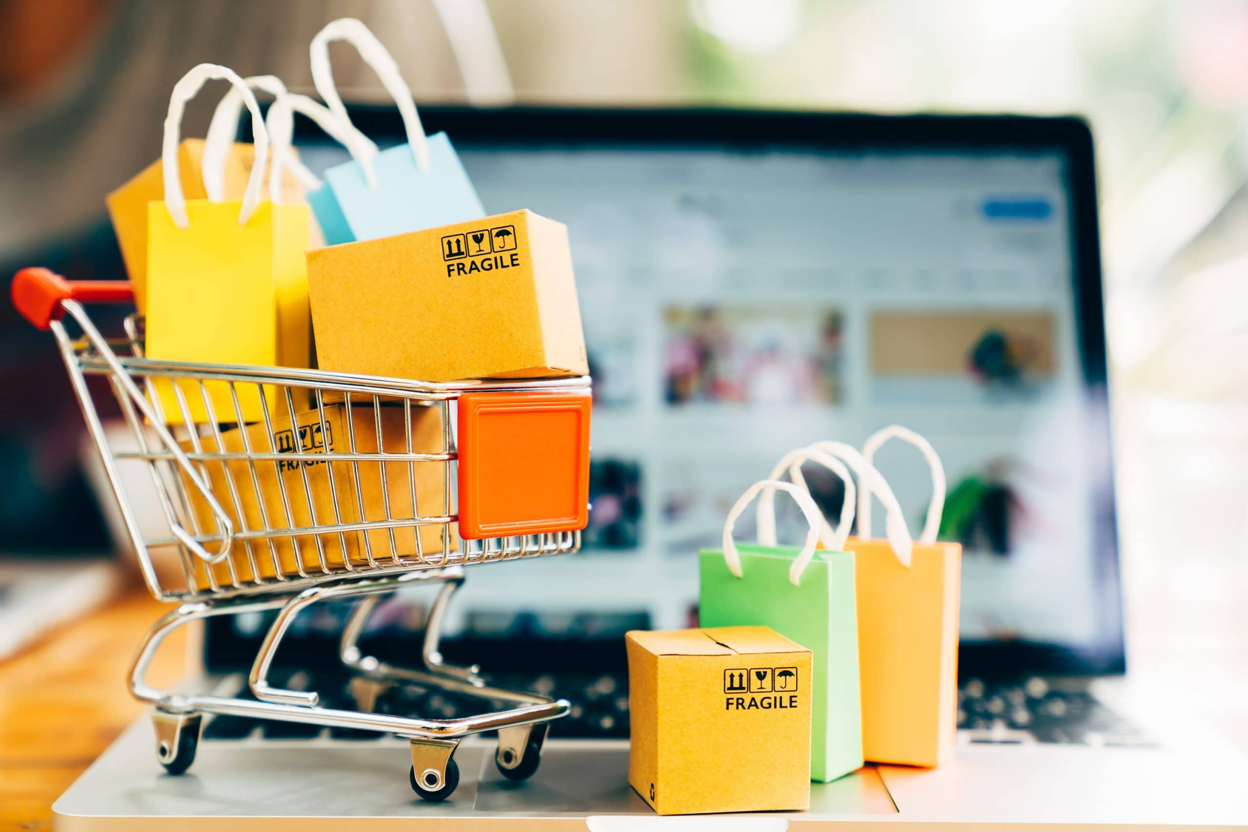 Thumbnail of Shopping Addiction Fueled By Online Shopping