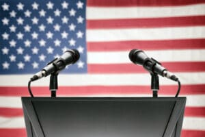 Thumnail photo of First Presidential Debate Includes Drug Use Claims, COVID-19, And Addiction